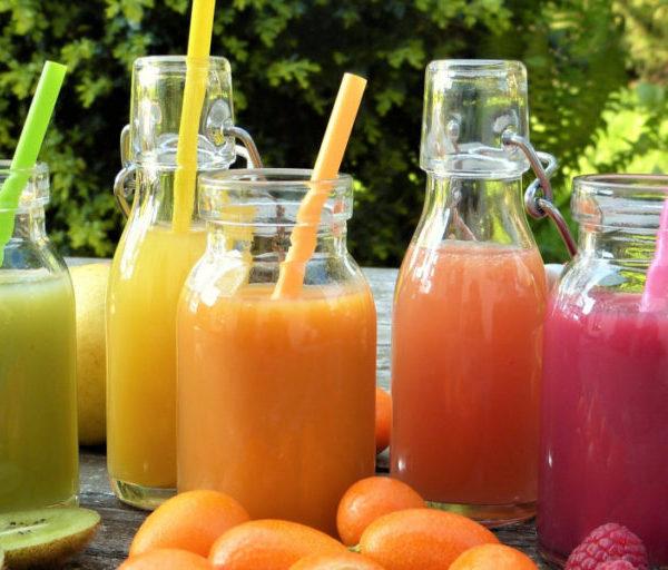 Los mejores batidos de frutas naturales para el verano