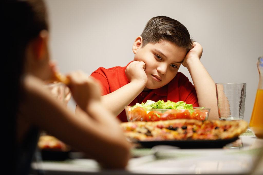 Menú para niños con sobrepeso: 5 platos ricos y muy saludables